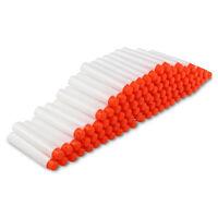 Heiß 100 X Soft Glow Refill Einschuss Darts für Elite Serie Toy&L