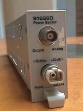 HP 81636b optical power sensor