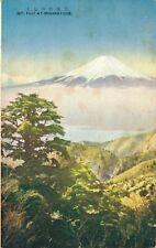 Japan MT. Fuji At Misakatoge 04.95