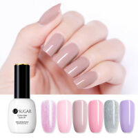 UR SUGAR 15ml  Tips Gel Polish  Pink Soak Off UV Gel Nail Art Varnish