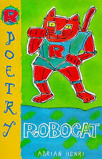 Robocat, New, Henri, Adrian Book