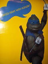 Teenage Ninja Mutant Turtles Leonardo #2901 From The Movie And Very Rare 1990