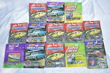 New Listing14 New 1:64 Scale Diecast Toy Cars Trucks Unopened Johnny Lightning Muscle Cars