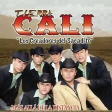 Tierra Cali Los Creadores del Sacadito Mas Alla de La Distancia CD New Sealed