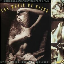 Sting Straight to my heart-The music of (1991, performed by The Bob Belde.. [CD]