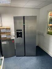 GRUNDIG GSBS16312G American-Style Fridge Freezer - Refurbished HW175288