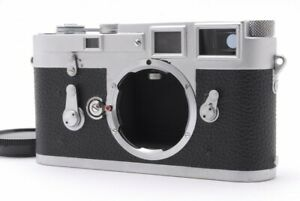 Leica M3 Double Stroke DS Rangefinder 35mm Film Camera Excellent From Japan 618