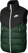 Authentic Nike Sportswear NSW Down Fill Windrunner Vest Gilet Size XS, L, XL