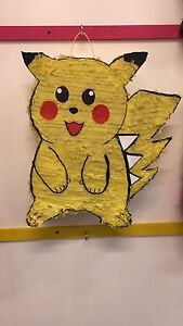 Pinata Pikachu Pokemon Go