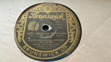 Louis Armstrong 78RPM Speed Music Records