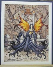 Amy Brown - Queen Mab - Hand Signed Lithograph