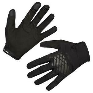 Endura MT500 Gloves II in Matte Black Size M - Cycling Gloves - New & Genuine