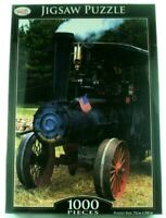 Steam Engine Car Jigsaw Puzzle 1000 Piece American Combustion Vehicle Toyrific