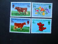 Guernsey #33-36 Mint Never Hinged - WDWPhilatelic 2