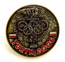 Pin Spilla Olimpiadi Torino 2006 - Federazione Olimpica Polonia