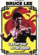 BRUCE LEE la fureur du Dragon return of the Rene CHATEAU Postcard