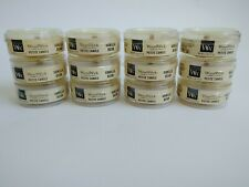 Woodwick Vanilla Bean Petite Scented Candle 1.1oz Lot Of 12 Made In USA