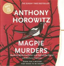 Anthony Horowitz - Magpie Murders (2xMP3 CD A/Book 2016)