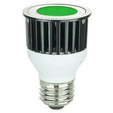 Sunlite  JDR/1LED/3W/MED/G LED 120-volt 3-watt Medium Based MR16 Lamp, Green