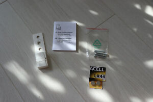 Homematic Funk-Fenster-Drehgriffkontakt HM-Sec-RHS