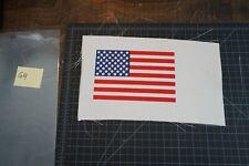 NASA Apollo AV7L Beta Cloth American Flag - Commemorative
