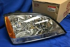 Genuine Kia Head Lamp Passenger side Fit 2005-2006 Kia Sorento W/o Sport Package