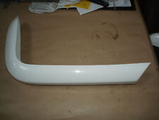 VAUXHALL FIRENZA VIVA MAGNUM DTV RALLY WORKS REAR QUARTER BUMPER PAIR FIBREGLASS
