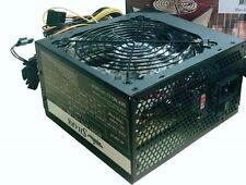 New SHARK® 750W Gaming PC Silent 120mm Fan ATX 12V Power Supply Black SATA PSU