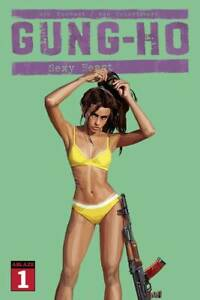 Gung Ho Sexy Beast #1   select Main & Variants   Ablaze Comics NM 2021