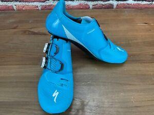 Men's S-works 7 Road Shoes Nice Blue 39 EU 6.5 US Cycling 3-Bolt