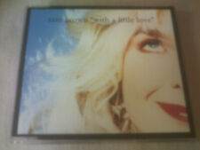 SAM BROWN - WITH A LITTLE LOVE - 1990 UK CD SINGLE