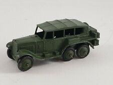 Dinky Toys Army Reconnaissance Car #152b Meccano toy England 1950s