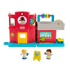 Mattel Little People Friendly School Musical Play Set for Toddlers