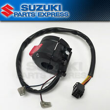 NEW 2004 - 2005 GSX-R GSXR 600 600X OEM RH STARTER / KILL SWITCH 37200-29G80