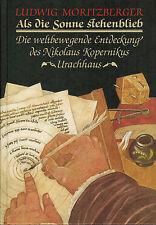 Moritz Berger, come sole sono è rimasto, scoperta di Babbo Natale Copernico, astronomia