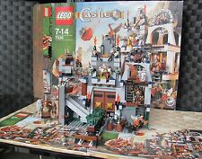 LEGO Castle 7036 ZWERGENMINE u. BA u. OVP - inkl. 7 Figuren - 2007 Rarität Rare