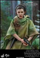 Hot Toys 1/6th scale Princess Leia Figure Star Wars Return of the Jedi MMS549
