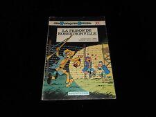 Cauvin / Lambil : Les tuniques bleues 6 : La prison de Robertsonville EO 1975