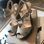 Christian Louboutin Maggie Wedges Size 36.5 Brand New