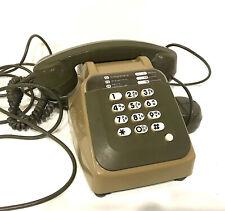 ANCIEN TÉLÉPHONE VINTAGE DES ANNÉES 1970 1980