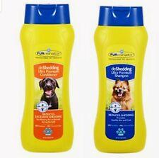 FURminator deShedding Ultra Premium Shampoo & Conditioner Dog Set  250ml