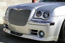 Grille-MX Upper Insert GRILLCRAFT CHR3000S fits 05-10 Chrysler 300