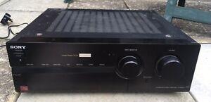 Vintage Sony TA-FB940R QS Stereo Separates Hi-Fi Amplifier, Power MOS Amp Phono