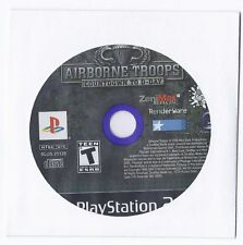 Airborne Troops: Countdown to D-Day (Sony PlayStation 2, 2005)
