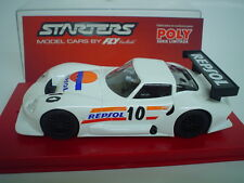 Fly car model starters slot car Marcos LM600 #10 Repsol