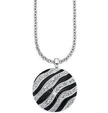 S. Oliver joyas: collar/cadenas/Collier: cadena solnvib 10100, aprox. 70+5 cm