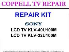 715T1723-J MAIN BOARD REPAIR KIT FOR SONY KLV-40U100M, SONY KLV-32U100M