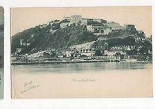 Germany, Ehrenbreitstein Postcard, A533