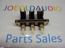 Sansui 331 Original Push Button Switch. Selects Loudness, ETC.  Parting Out 331.