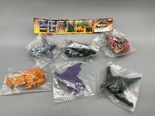 Gamera Serie 3 Set of 6 Gashapon Figure Bandai Godzilla capsule ^^
